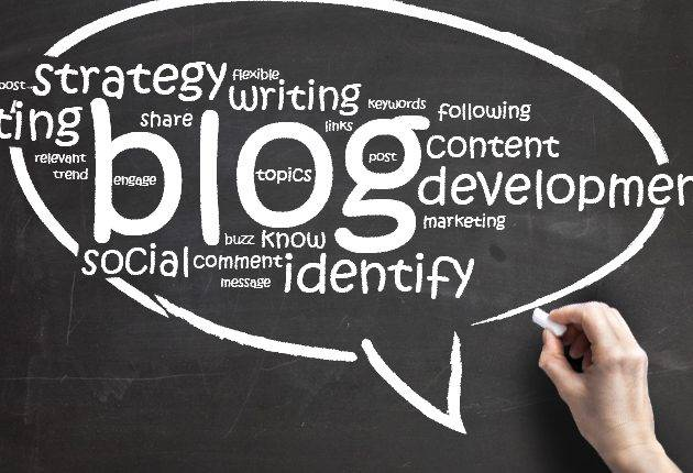 Image result for Blog Content