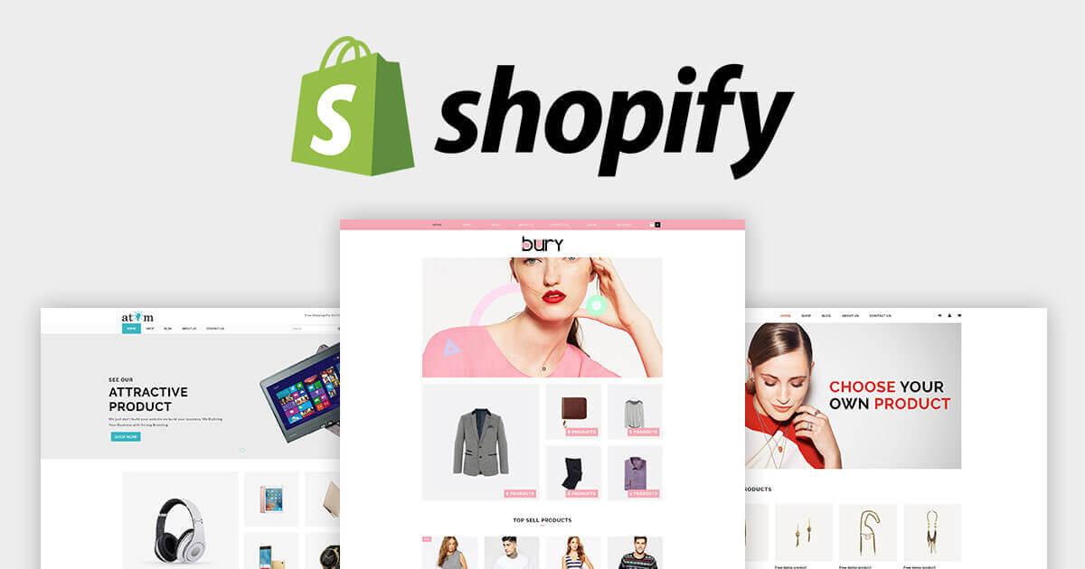 4 lưu ý bạn không thể bỏ qua khi thiết kế website bán hàng trên Shopify –  Eggflow Marketing Automation
